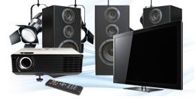 Audio-Visual Rentals
